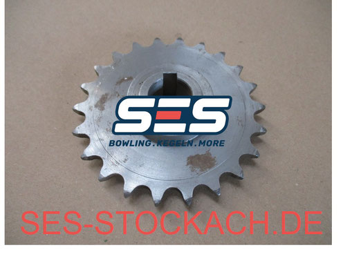 045-620-0177 Antriebkettenrad K620 Stahl Drive gear steel K620