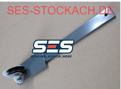 55-010090-009 Sweephalter Rollenböckli Sweep holder string pulley housing