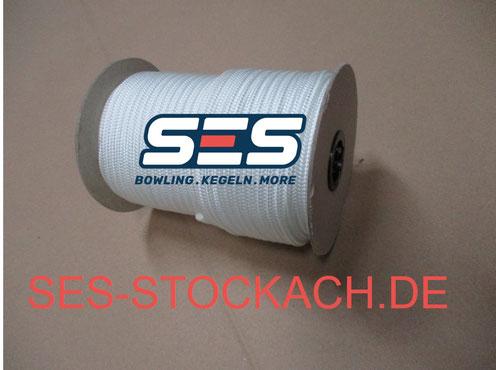 75-110015-000 Kegelseil weiß String white 5mm