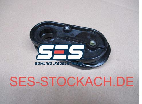 045-620-0403 Seillasche runde Seilzugwelle K620 Return lever K620