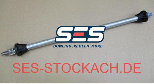 55-020314-009 Vorgelegewelle Int Drive shaft 9Pin