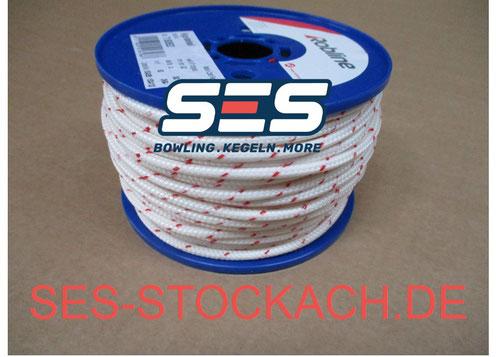 75-110011-000 Kegelseil weiß String white 5,3mm