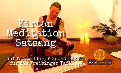 gesunder Rücken in Freising mit Yoga