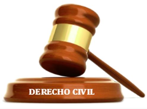 que nomas encierra el derecho civil