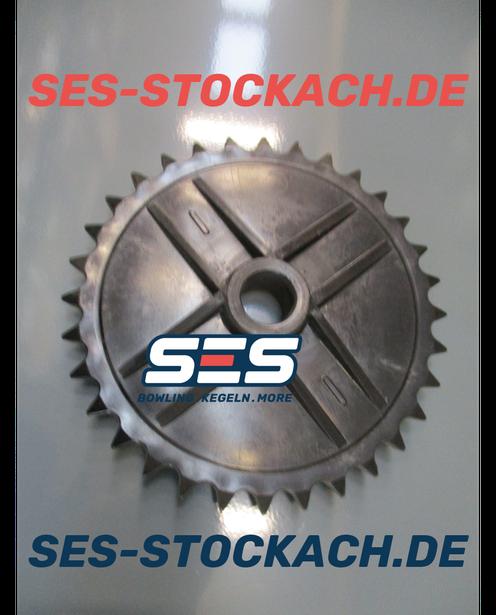 045-620-0221 Kettenumlenkrad K620 groß Chain Wheel big