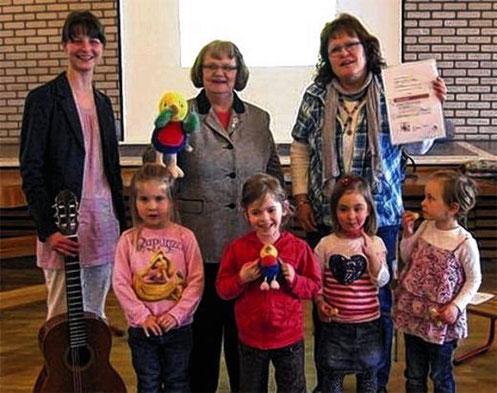 1. Felix-Wiederholung - Montessori-Kindergarten Katharina-Gudrum-Haus Schweinfurt - März 2013