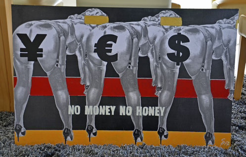 "(c) Divo Santino 2017 ""No Money No Honey"""