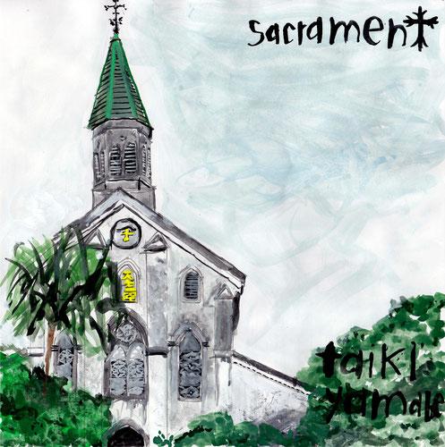 sacrament ジャケット