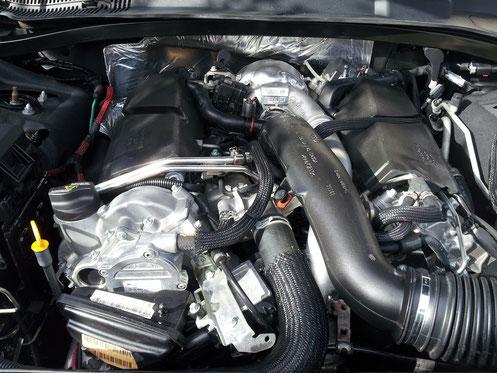 dressing moteur