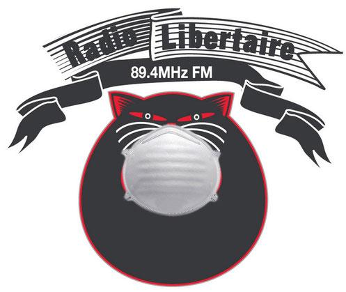 Radio Libertaire 89,4 MHz - Radio Libertaire 89, 4 MHz