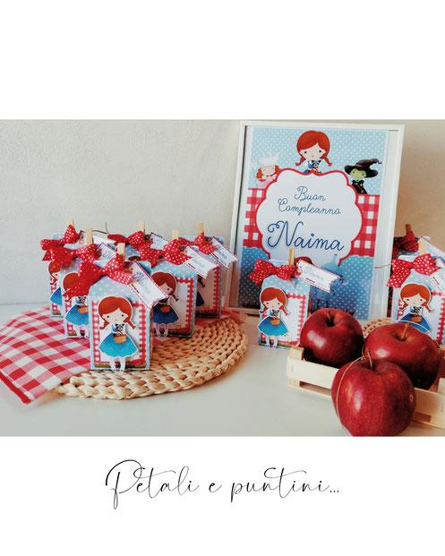 Scatoline con caramelle milk box scatoline compleanno bomboniere