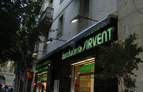 Где попробовать настоящую орчату в Барселоне