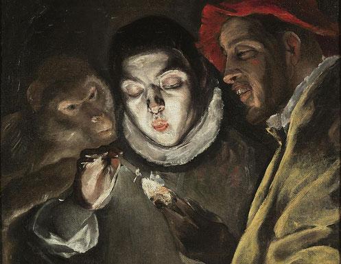 Самые извстные картины Эль Греко - Басня