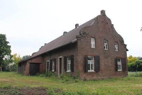 Boerderij Weijershof Wijerspad 3 Maasniel Roermond rijksmonument
