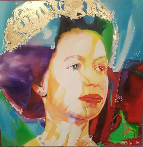 Queen Elizabeth II. © Regina Künzler