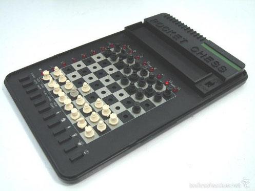 Saitek (Kasparov Chess Computer) Pocket Chess, 1986