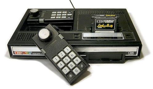 Coleco Colecovision, 1982