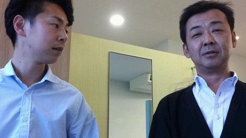 奈良県葛城市の男性