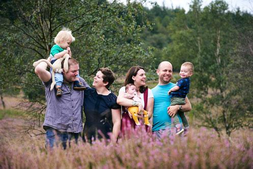 gezinsfotoshoot Limburg