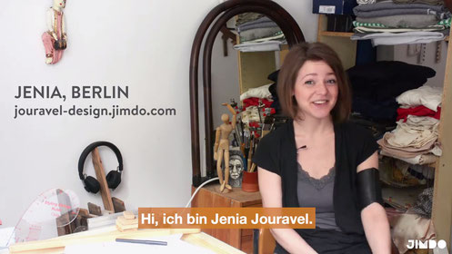 Interview Jouravel Design Jimdo