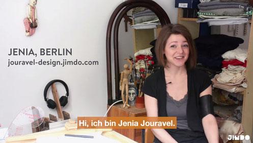 Interview Jouravel Design Jimdo