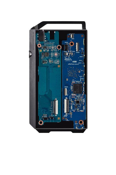 Pioneer XDP-100R - Praxistest  auf www.audisseus.de / Foto: Pioneer