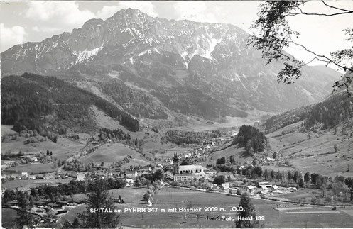 Spital am Pyhrn um 1955