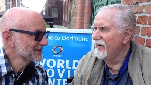 Rolf Leuenberger CHE, Vater Zimmermann DEU