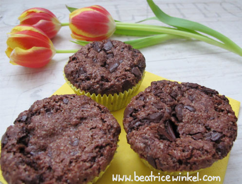 Beatrice Winkel - Brownie Muffins