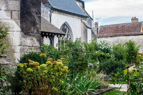 Bild: Église de la Madeleine in Troyes