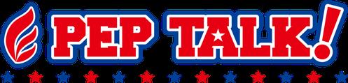 PEP TALK ペップトーク ロゴ