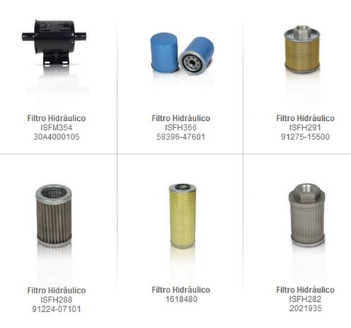 filtro hidrauulico partes refacciones accesorios montacargas mexico