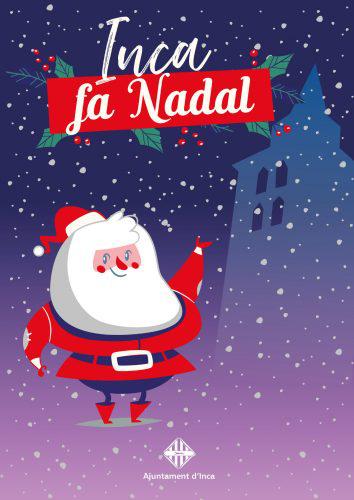 La Navidad en Inca: programa de Nadal