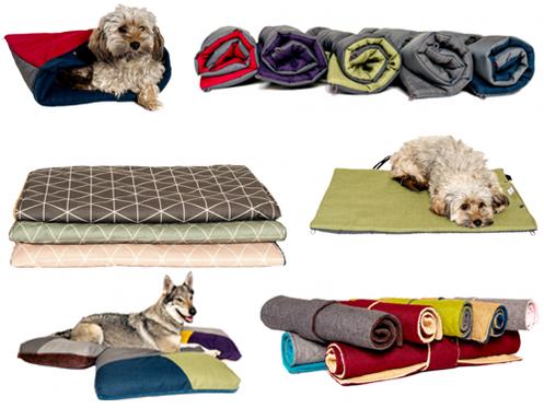 Hundemäntel, Schals und Decken für Hunde - made in Berlin