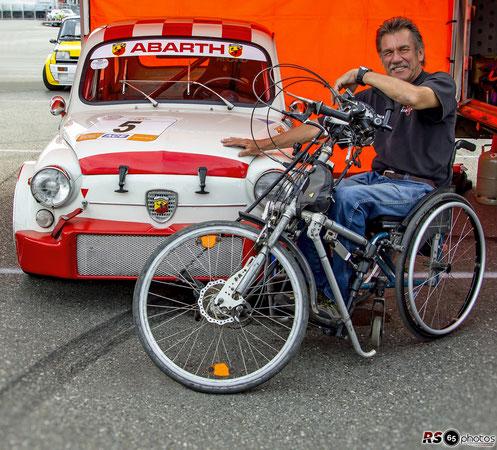 Fiat Abarth 1000 TCR - Hubert Nagl - Hockenheimring
