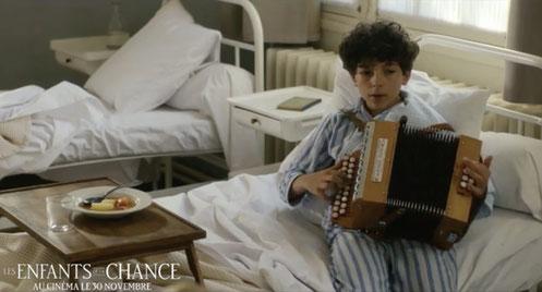 maxime rohart, film, les enfants de la chance, accordéon diatonique, clavier, stage, pédagogie, harmonie