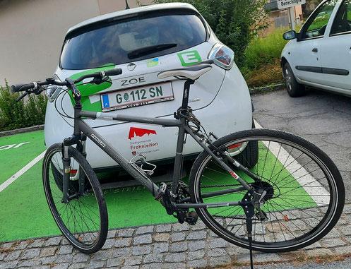 Das Fahrrad hat bei der Mobilitätswende den Vorrang