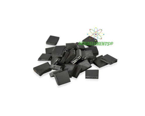 Pure Yttrium metal sublimed pieces, buy Yttrium metal element 39 sample