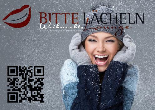 BITTE LÄCHELN Weihnachts-Lounge