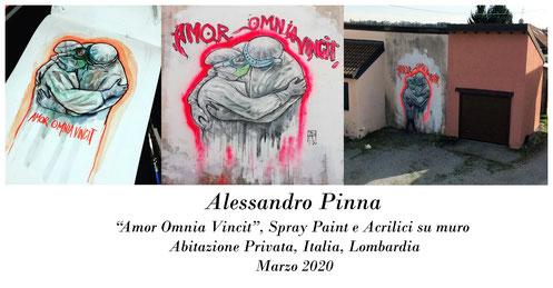 Alessandro Pinna_Gli artisti al tempo della pandemia: Covid-19 (parte terza)_Alessandro Pinna
