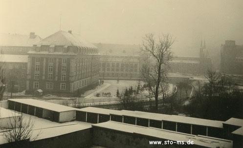 Weihnachten 1954 - Foto Sammlung Henning Stoffers