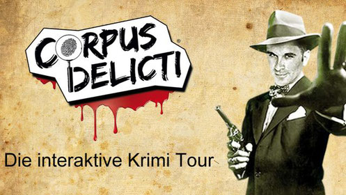 Corpus Delicti Tours - Die interaktive Krimi Tour in Hamburg