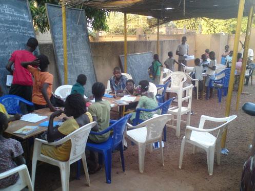 Soutien scolaire aux Oiseaux du Monde (secteur 9 de Koudougou)