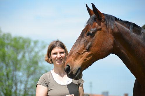 Pferdepraxis & Chiropraxis Dr. Susanne Lenk Fachtierarzt Pferd München