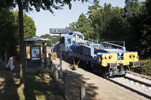 Gare de La Hisse