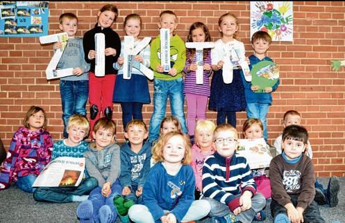 Die Vorschulkinder des Schenefelder Kindergartens haben Spaß am Zikita-Projekt.