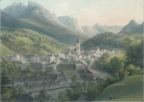 Bild Bad Aussee - alte Ansicht