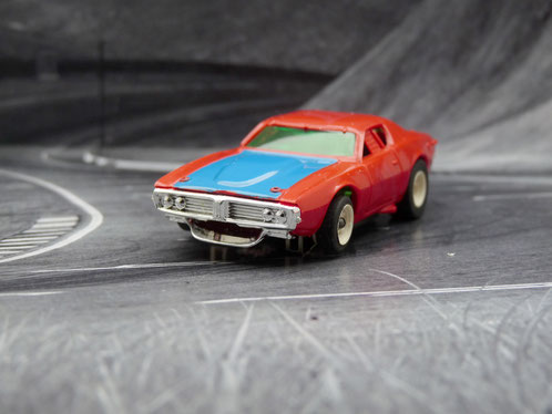 Faller AMS Dodge Charger Stock