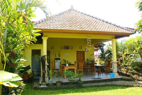 bali  bungalow restaurant