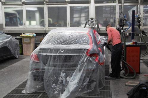 Die Bonner Autohaus GmbH konnte 2020 ihren Energieverbrauch deutlich senken - nicht zuletzt dank der Standox Xtreme-Lacke.